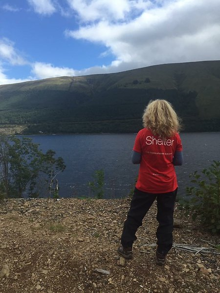 My Fundraising Page. shelterclimb